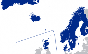 Scotland and the other Nordic countries