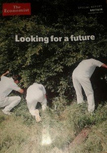"""Looking for a future""."