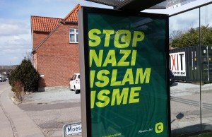 A poster by the Danish Conservatives.