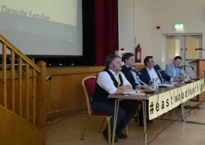Eastwood Hustings.