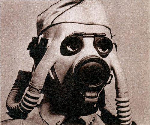 gasmask photo